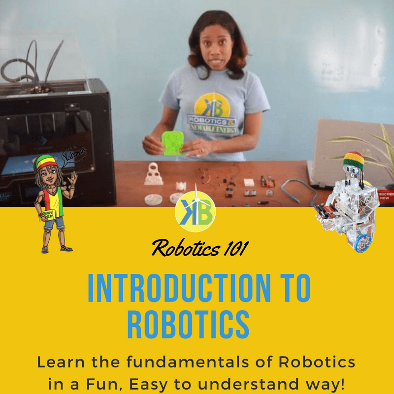 introduction to robotics learn the fundamentals of robotics in a fun way