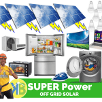 SUPER POWER OFID GRID SOLAR 30 grammlik panelli KB GROUP to'plamlari