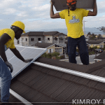 Roof top solar installation from step by step solar
