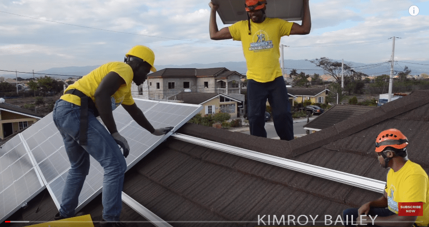 Solar rooftop Course, Step by Step Solar roof top solar installation is the best training course on the internet
