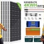1KW Solar Package from the Kimroy Bailey Group