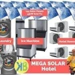 Hôtel Mega Solar Power