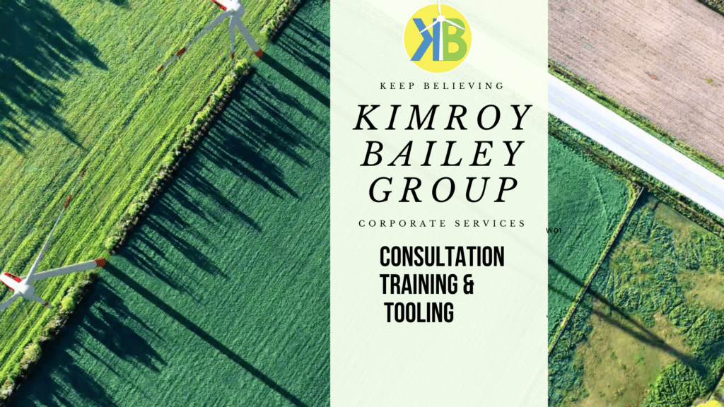 Kimoy bailey group Renewable Business Process Outsourcing consultation training and tooling corporate services for th renewable energy industry