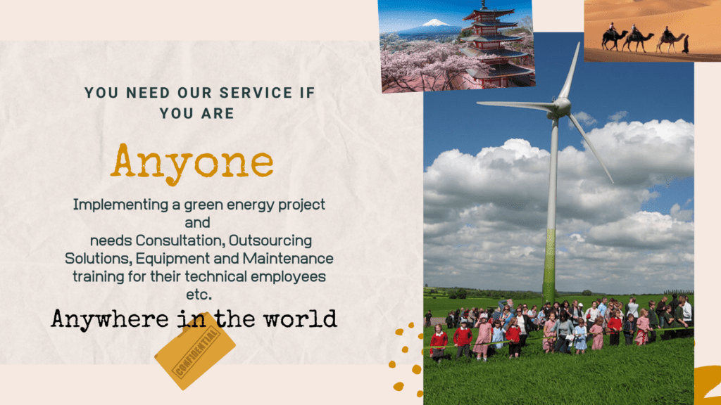 Kimoy bailey group Renewable Business Process Outsourcing consultation training and tooling corporate services for th renewable energy industry for anyone in renewable energy