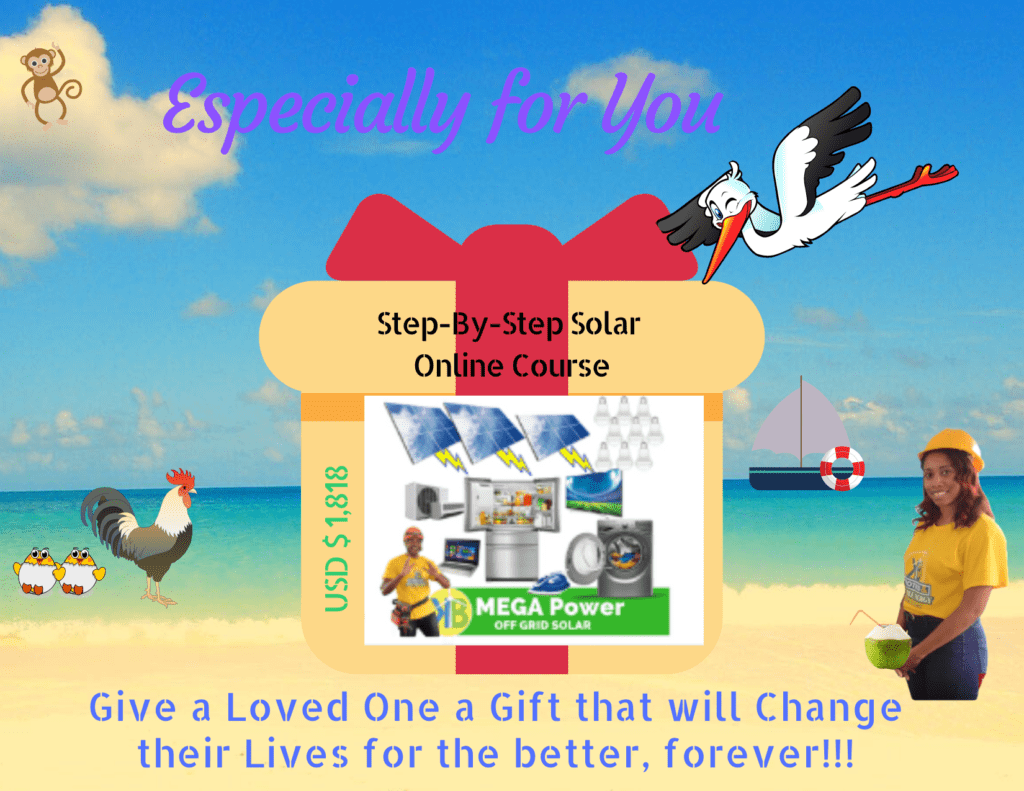 Give Step by Step Solar as a Gift for Solar Installation Training